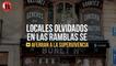 Locales olvidados en Las Ramblas se aferran a la supervivencia