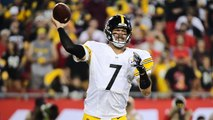James Conner on Ben Roethlisberger: 'I Don't Even Think He Knows What Pressure Is Anymore'