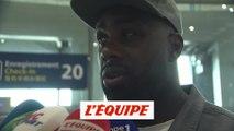 Teddy Riner «Je ne suis pas rassasié» - Judo - GP de Montréal