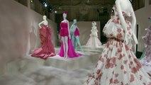 Visite guidée exclusive de l'exposition haute couture de Giambattista Valli