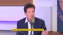 Climat : Geoffroy Roux de Bezieux (Medef) défend « une croissance responsable  »