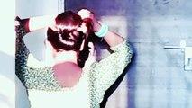 Long Hair Bun Drop-Silky Long Hair Bun Drop Challenge- long hair bun play-Silky bun