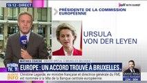 UE: les dirigeants européens s'entendent pour nommer l'Allemande Ursula Von der Leyen à la tête de la Commission