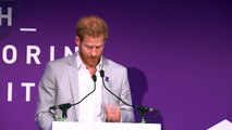 Prince Harry on how his mother was a role model