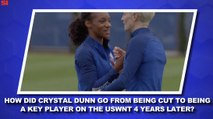 World Cup Daily: USWNT's Crystal Dunn Turned Challenges Into Successes