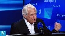 """Dominique de Villepin : avec Lagarde et von der Leyen, """"il y aura du répondant du côté de l'Europe"""""""