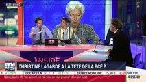 Christine Lagarde à la tête de la BCE ? - 02/07