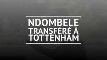 Tottenham - Tanguy Ndombele signe pour 6 ans