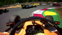 Crazy Crashes, Last Lap Lunges And The Top 10 Onboards   2019 French Grand Prix