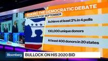 Presidential Candidate Gov. Steve Bullock Says He Can Beat Trump