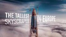 462m, le futur gratte ciel le plus haut d'Europe est à Saint Petersburg en Russie !