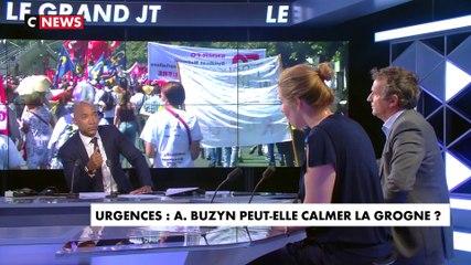 Sebastien Chenu - CNews mardi 2 juillet 2019