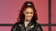 Rihanna Runs Into Her School Teacher at London Cricket Match | Billboard News