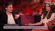 Charlie Heaton and Natalia Dyer 'Confuse' Their Characters' Relationship with Their Own
