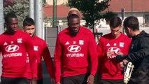 File: Tottenham sign Lyon midfielder Ndombele