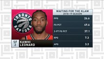 Tiki and Tierney: Kawhi Leonard will announce his decision in a few days