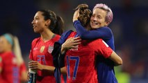 USWNT back in World Cup Final with a 2-1 win over England