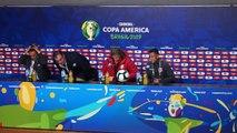 Peru look forward to their Copa America semi-final against Chile