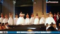 Miss Marseille 2019 s'appelle Daiana Iosip !