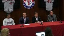 Los Angeles Angels speak after death of pitcher Tyler Skaggs