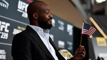 Jon Jones joins CBS Sports HQ