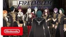 Fire Emblem : Three Houses - Welcome to the Black Eagle House