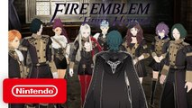 Fire Emblem : Three Houses - Welcome to the Black Eagle House