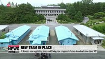 N. Korea's new negotiating team could bring new progress to future denuclearization talks: WP
