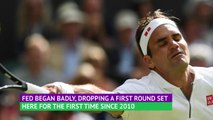 Wimbledon: Day Two Review
