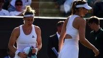 """Wimbledon 2019 - Pauline Parmentier sur l'abandon """"suspect"""" de Maria Sharapova : """"Je m'en fous... c'est triste pour elle !"""""""
