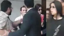 Katrina Kaif's fan disturb her at airport; Check Out   FilmiBeat