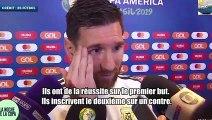Lionel Messi crie au scandale après l'élimination de l'Argentine