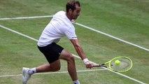 """Wimbledon 2019 - Richard Gasquet, touché, va """"se battre même quand les vents sont contraires..."""""""