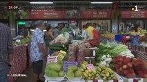Marché de Papeete : la colère des vendeurs de fruits et légumes contre la nouvelle réglementation