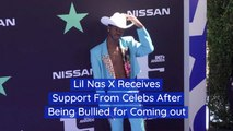 The Response To Lil Nas X Coming Out