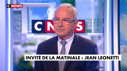 Jean Leonetti - CNews mercredi 3 juillet 2019