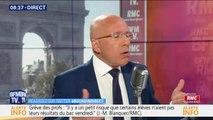 """Eric Ciotti: """"Nicolas Sarkozy est dans une position spécifique d'ancien président de la République"""""""