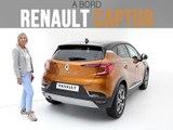 A bord du Renault Captur 2 (2019)