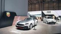 Genf 2019 - FCA feiert 120 Jahre Fiat mit Weltpremieren bei Fiat, Abarth, Alfa und Jeep