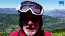 L'Isère vue du ciel - Vol en parapente dans le pays d'Allevard