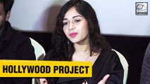 Jannat Zubair Talks About Her Hollywood Projects