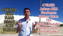 Ankara AKM Fuar Alanında Neler Oluyor ❤ AKM Millet Bahçesi mi Oluyor? Tüm Detaylar Burada ➤