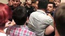 Çorlu davasında duruşma salonuna alınmayan ailelere polis müdahalesi