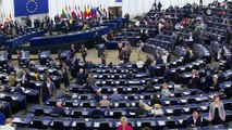Avrupa Parlamentosu başkanını seçiyor - STRAZBURG