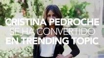 Cristina Pedroche la lía en las redes sociales por sus comentarios sobre la regla