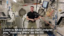 Watch NASA Astronaut Play 'Amazing Grace' on the Bagpipes