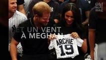 Quand le prince Harry met un vent à Meghan Markle (Vidéo)