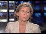 TF1 - 24 Juillet 2005 - Teaser, météo, pubs, début JT 20H (Claire Chazal)