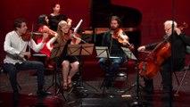 Robert Schumann : Quintette pour piano et cordes op. 44 (Steinbach/Petrlik/Jégou/Boisseau/Kirichenko)