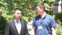 ODTÜ'lü Japon Ülkücü, Türk milliyetçiliğini anlattı